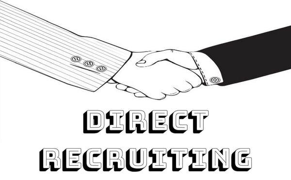 direct-recruiting