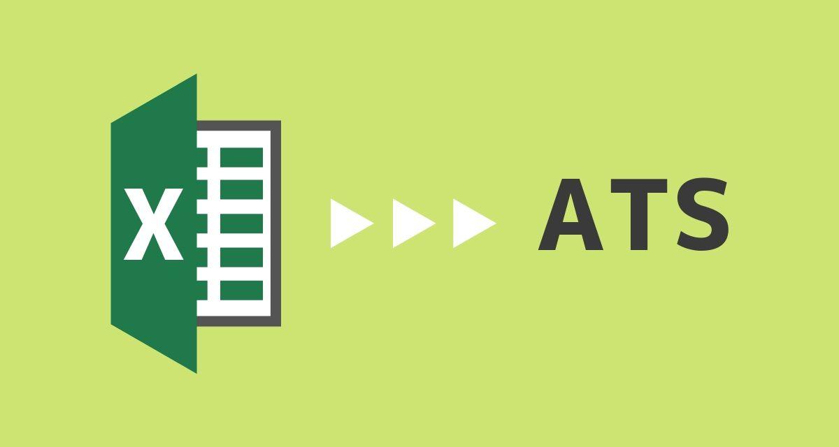 ATS(採用管理システム)を使って採用管理をExcelから移行しよう!